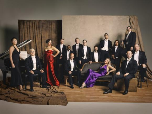 Pink Martini at McMenamin's Edgefield Concerts