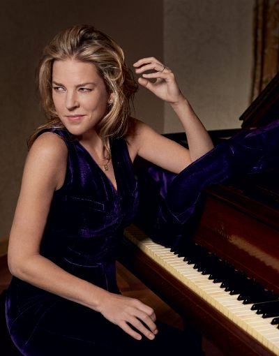 Diana Krall at McMenamin's Edgefield Concerts