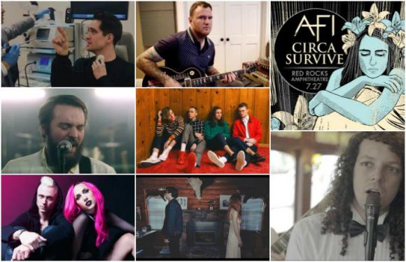 AFI & Circa Survive at McMenamin's Edgefield Concerts