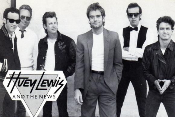 Huey Lewis and The News at McMenamin's Edgefield Concerts