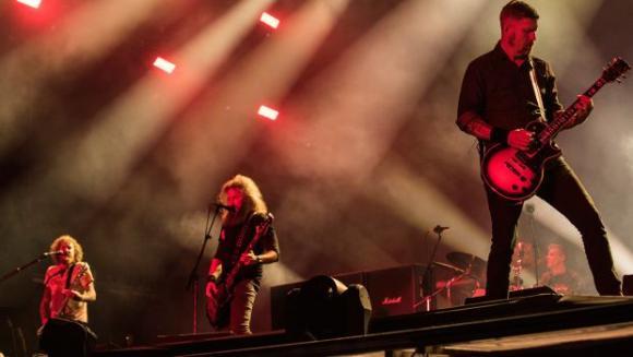 Primus & Mastodon at McMenamin's Edgefield Concerts