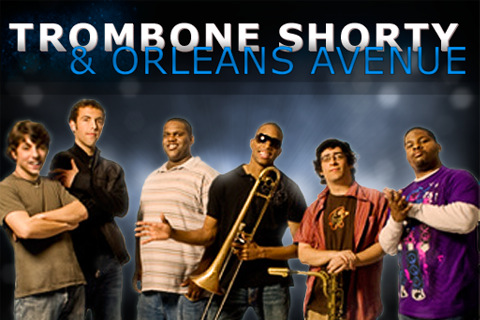 Trombone Shorty and Orleans Avenue at McMenamin's Edgefield Concerts