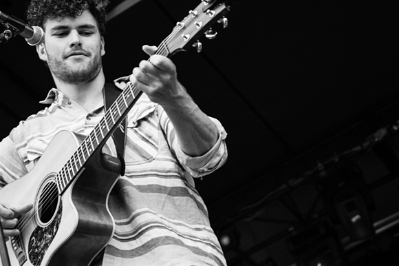 Vance Joy at McMenamin's Edgefield Concerts