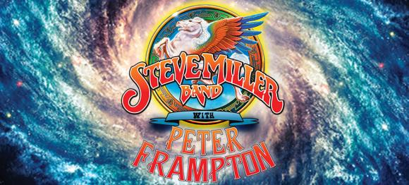 Steve Miller Band & Peter Frampton at McMenamin's Edgefield Concerts