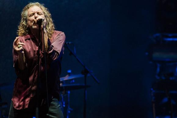 Robert Plant & Lucinda Williams at McMenamin's Edgefield Concerts