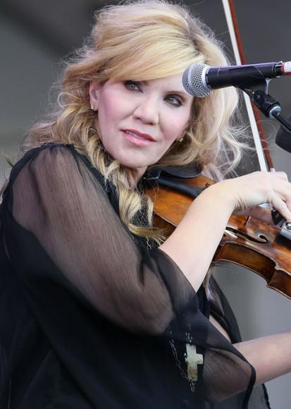 Alison Krauss at McMenamin's Edgefield Concerts