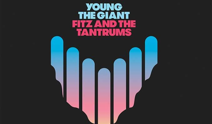 Young The Giant & Fitz and The Tantrums at McMenamin's Edgefield Concerts