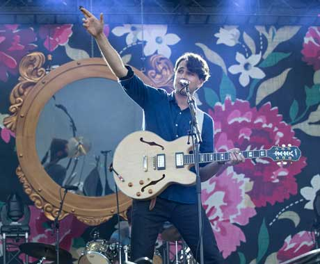 Vampire Weekend at McMenamin's Edgefield Concerts