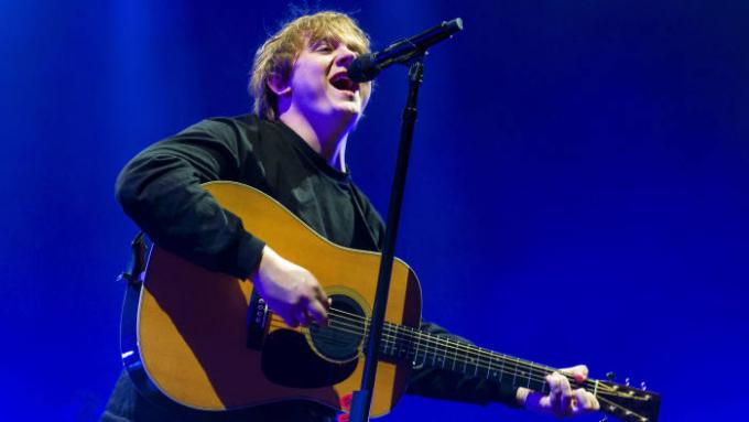 Lewis Capaldi at McMenamin's Edgefield Concerts