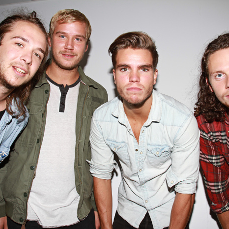Kaleo [CANCELLED] at McMenamin's Edgefield Concerts