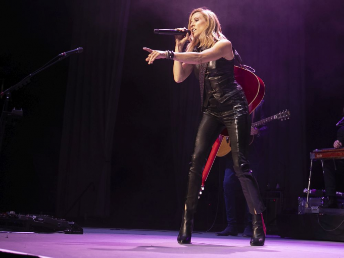Sheryl Crow at McMenamin's Edgefield Concerts