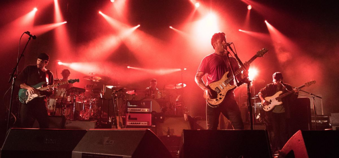 Modest Mouse at McMenamin's Edgefield Concerts