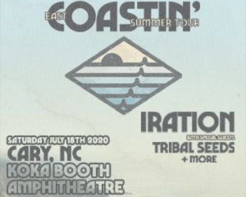 Iration & Tribal Seeds [CANCELLED] at McMenamin's Edgefield Concerts