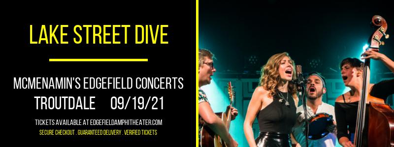 Lake Street Dive at McMenamin's Edgefield Concerts